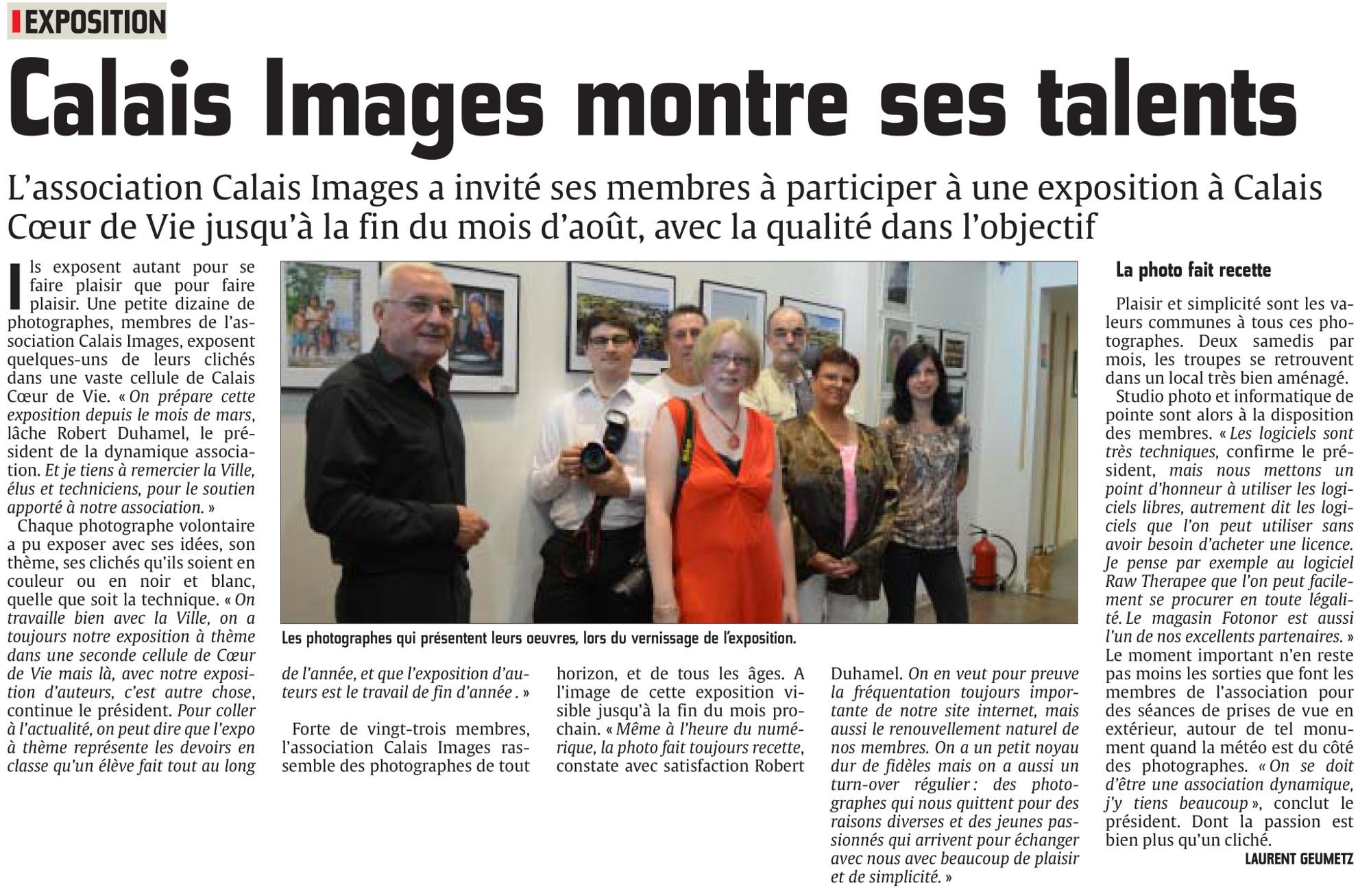 Expo Auteurs NL-20Juillet2014a