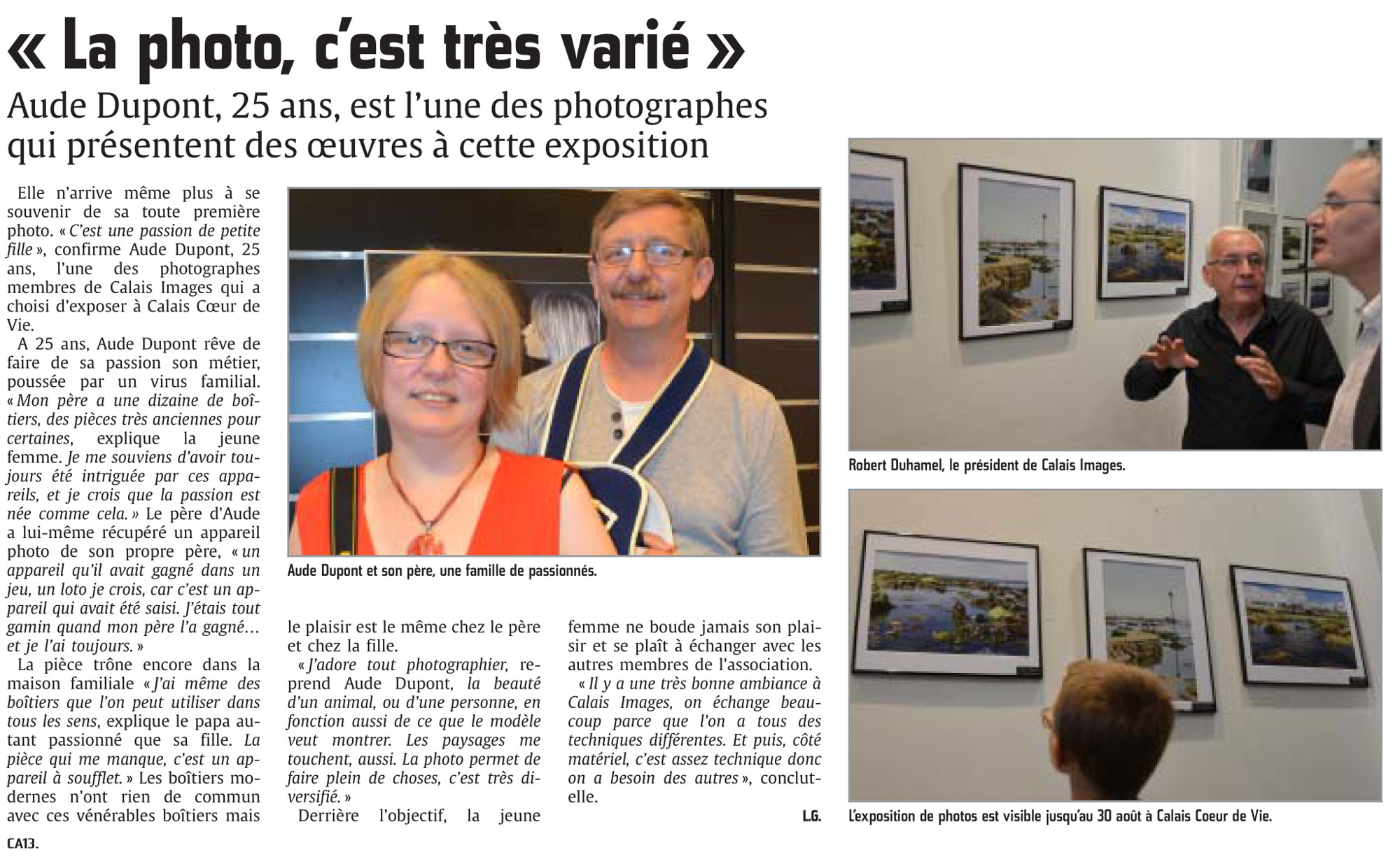 Expo Auteurs NL-20Juillet2014b
